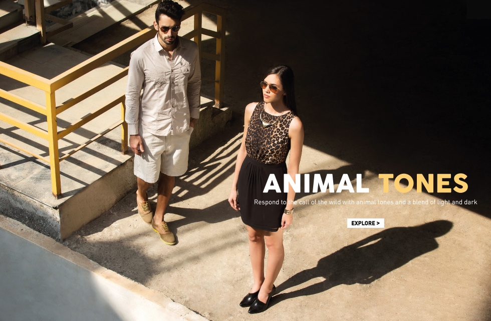 Urban Safari-Myntra Campaign